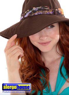 Chapeu Sun Cover com Proteção UV  chapeu  proteçãouv  bemestar  saude   beleza 693b82609f2