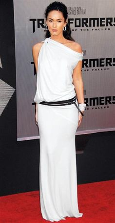 200 Celebrity Looks We Love - Megan Fox in Kaufmanfranco from #InStyle