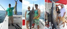 Gone Fishing Punta Cana offers fishing trips all year long and anyone can go - young, old, experienced or those out for their first trip. Our fishing tour is suitable for everyone, from the new fishermans to the seasoned angler.