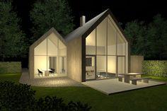 Griab − Arkitektur – Villa Falsterbo