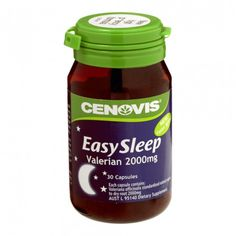 Cenovis EasySleep capsules provide temporary relief from insomnia by promoting a restful sleep and improving sleep quality.