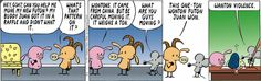Pearls Before Swine Comic Strip, July 01, 2014 on GoComics.com