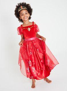 Childrens Kids Clown Dress Polka Dot Fancy Dress Costume Outfit 3-10 Yrs