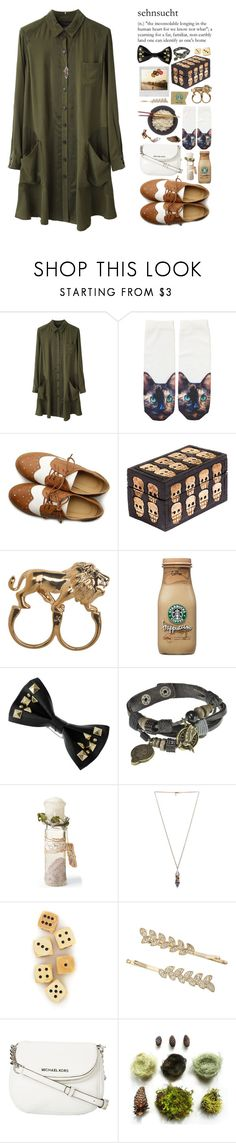 """""""Who you?"""" by vip-beauty ❤ liked on Polyvore featuring Proenza Schouler, Monki, Ollio, Stussy, Miss Selfridge, Polaroid, Pamela Love, Vilac, Accessorize and MICHAEL Michael Kors"""