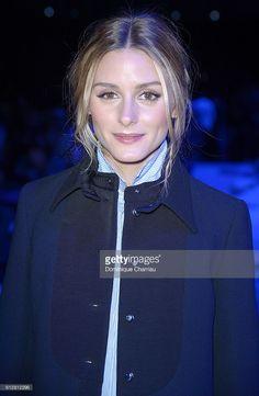 Fotografia de notícias : Olivia Palermo attends the Moncler Gamme Rouge...