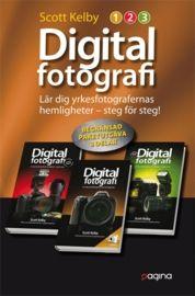 DONE!  Digitalfotografi : lär dig yrkesfotografernas hemligheter - steg för steg! Paketutgåva 3 delar - Scott Kelby - Bok (9789163609626) | Bokus bokhandel