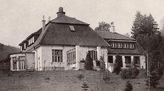 Kratochvílova vila Černošice