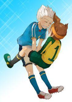 Je veux juste t'aimer - Tome 1 [Fanfiction IE - Yaoi] - [Terminé] Fanfiction, Best Friendship, Inazuma Eleven Go, Wattpad, Football, Anime, Kawaii, Fan Art, Manga