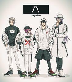 """望田 on Twitter: """"らむだのブランドのモデル、以前はTDDがやってたらいいなっていう… """" Manga Drawing, Manga Art, Anime Art, Character Art, Character Design, Satsuriku No Tenshi, Rap Battle, Cute Anime Guys, Kawaii Art"""