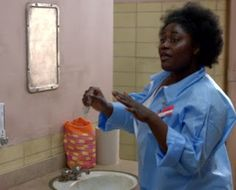 Crochet the basket from Orange is the New Black