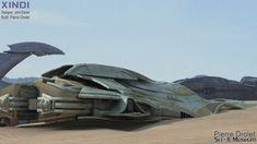 Pierre Drolet Sci-Fi Museum - StarShip Star Trek Starships, Star Trek Enterprise, Star Trek Ships, Star Trek Universe, Comic Books Art, Book Art, Stargate, Visual Effects, Outdoor Gear