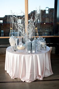 Candy buffet by Mimi Design