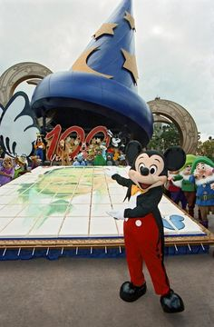 Mickey Mouse - Hollywood Studios