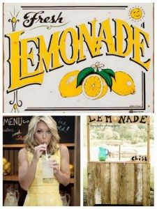 Fresh Lemonade and Why I Won't Be Sexy. A word of encouragment for girls to stay strong.