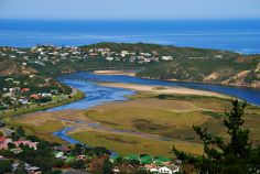 A view from the top of the mountain at Sedgefield - Garden Route - Western Cape - South Africa. Holiday Places, Holiday Destinations, Sa Tourism, South Afrika, Countries Of The World, Cape Town, Beautiful Gardens, Travel Photography, Beautiful Places