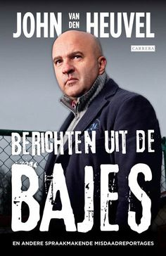 Berichten uit de bajes In spraakmakende reportages doet hij verslag van de achtergronden van moordzaken, witwasoperaties, afpersingen, oplichting, drugshandel en andere ernstige misdrijven. Ook onthult hij hoe het er bij politie en justitie én in de onderwereld aan toegaat. Berichten uit de bajes bevat geactualiseerde columns en reportages over misdaad in Nederland:
