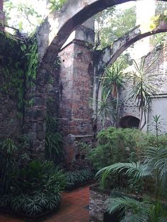 Hacienda de Cortés, Cuernavaca, Mexico