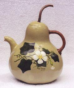 Teapot Gourd