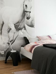 fototapete pferde tapete wandbild zimmer mia pinterest autos und plakat. Black Bedroom Furniture Sets. Home Design Ideas