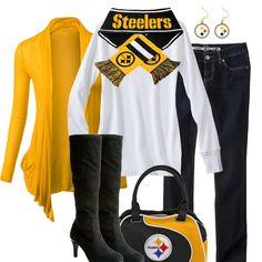 Pittsburgh Steelers Fall Fashion