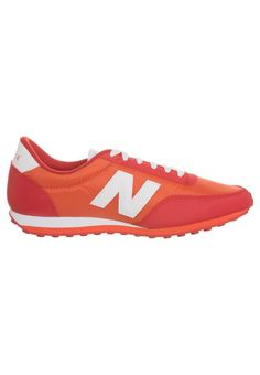 newest 8659d 924a5 Dames New Balance (NB) U 410 Loopschoenen Oranje Wit,Fashion sneakers color  and style must be of your interest.