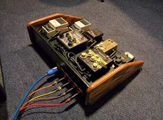 diy pedalboard - Google Search