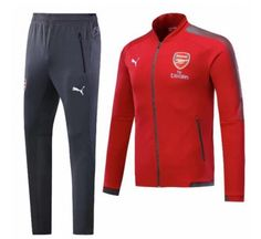 Football club and national team: cheap Thailand Soccer Jacket,discount Thailand Soccer Jacket sale online Arsenal Soccer, Arsenal Jersey, Ensemble Nike, Monaco, Jacket 2017, Football, Jersey Shirt, New Product, Wetsuit