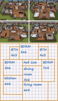 Denah Rumah 491455378091332062 - My ideas: House plans architecture layout Ideas Source by Minecraft House Plans, Sims 4 House Plans, Easy Minecraft Houses, Minecraft House Designs, Minecraft Houses Blueprints, House Blueprints, Minecraft Crafts, Minecraft Buildings, Casas The Sims Freeplay