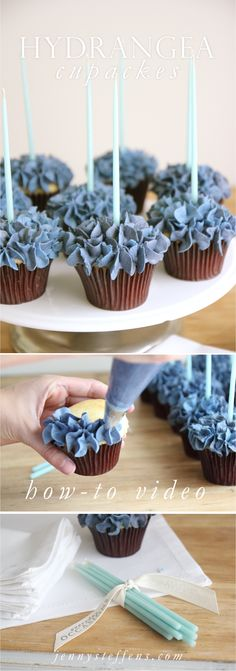 I think it is so fabulous to be able to make something out of nothing. I love that with a few simple ingredients (hello, cake mix!...
