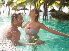 LUX* Le Morne, a hotel in Mauritius located in the southwest of the island, is sheltered by the Le Morne Brabant peak, a breathtaking UNESCO World Heritage Site. Mauritius Hotels, View Map, Hotel Deals, 5 Star Hotels, Island, Stars, World, Amazing, Bikinis