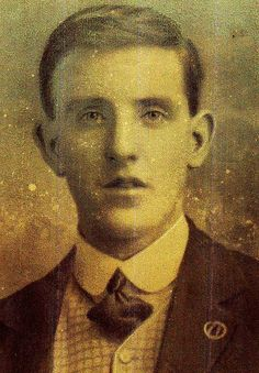 Born into a large family, Frank Parkes began work at Harland & Wolff alongside his four brothers at the age of 16. At the age of 21 he was recognized as a top apprentice plumber and his exemplary work singled him out as the only Parkes to accompany Titanic on its maiden voyage.      Following the tragedy, Frank's friends presented his mother with a large, framed memorial portrait, which the family keeps to this day.