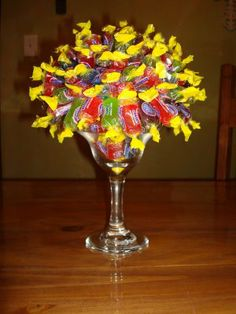 candy bouquet ideas - Google Search