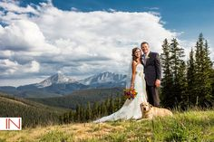 Timber Ridge Wedding Colorado Weddings Keystone IN Photography On Mountain Venue