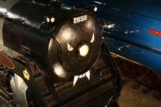 Fantômes ferroviaires (2014) / Railway Ghosts (2014) #exporail #musée #museum #trains #familyactivities #Halloween Railway Museum, Family Activities, Computer Mouse, Trains, Electronics, Halloween, Mouse For Computer, Halloween Labels, Mice