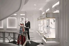 Juicy Couture flagship store by MRA, UK store design