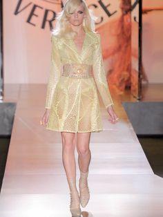 Défilé Versace Fall-Winter 2012-2013