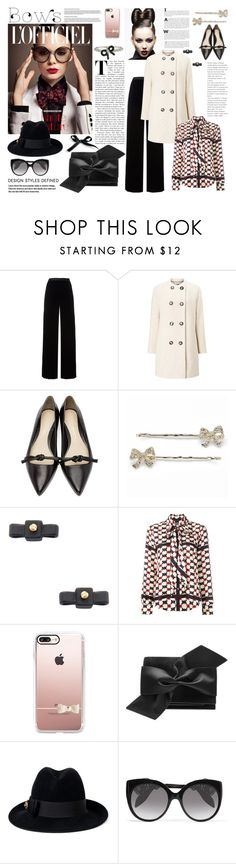 """""""Senza titolo #5592"""" by waikiki24 ❤ liked on Polyvore featuring T By Alexander Wang, Windsmoor, 3.1 Phillip Lim, LC Lauren Conrad, Marc by Marc Jacobs, Casetify, Victoria Beckham, Gucci and Alexander McQueen"""