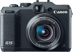 Canon Powershot G15 [       12.1 Megapixels      5x Optical Zoom and 4x Digital Zoom      CMOS Image Sensor       Free : 4 GB card + Carry Case ] [ Our Price : Rs. 33,945 ] [ You can buy here : http://www.thecameraboutique.com/Products/Anil-Radio-House-Cameras-Point--Shoot/Canon/Canon-Powershot-G15/pid-2205813.aspx ]