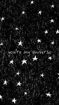 you're my universe - lockscreens | l0ckscreen