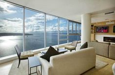 Seattle Penthouse With Panoramic Views (To Die For)