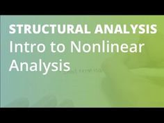 https://goo.gl/9gErdv for more FREE video tutorials covering Structural Analysis.