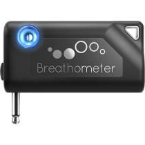 Breathalyzer that syncs with phone to tell you your BAC and how much time it would take to get back down to .00