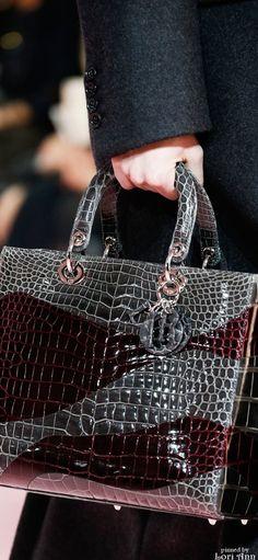Christian Dior Fall 2015 RTW Sac Bandoulière da6c056a7583