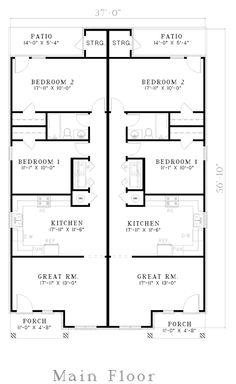24 x 36 floor plans nominal size 24 x 52 actual size. Black Bedroom Furniture Sets. Home Design Ideas