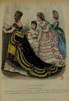 La Sylphide 1870