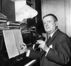 Georges Auric (15/02/1899 - 23/07/1983)