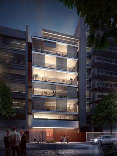 BORGES - Cité Arquitetura