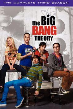 Теория большого взрыва (3 сезон)