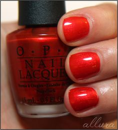 OPI - James Bond collection in Die Another Day.