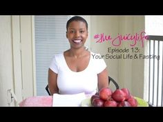 #thejuicylife | Episode 13: Your Social Life & Fasting // Join me for this FREE series on everything you need to know to get started with #juicing #juicefeasts #smoothies #smoothiefeasts